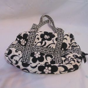 Vera Bradley Night and Day retired shoulder bag